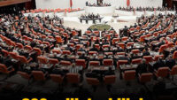 600 milletvekilinin 81 ile dağılımı yapıldı..Balıkesir 9 milletvekili..