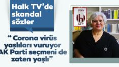 AK Partiseçmeni hakkında skandal sözler