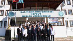 Eğitim ve Uygulama Laboratuvarı'nın açılışı gerçekleştirildi.
