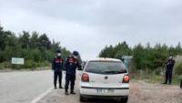 Balıkesir'de 21 Aranan Şahıs Yakalandı.