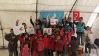 MHP Lideri Devlet Bahçeli'nin 'göçmen kreşi' açıldı