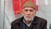 Şehit babası: Gerekirse beni de Suriye'ye götürsünler