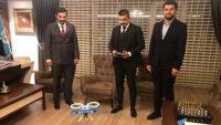 Ülkü Ocakları Eğitim ve Kültür Vakfı drone üretti