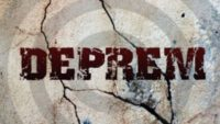 MANİSA'DA DEPREM..BALIKESİRDE'DE HİSSEDİLDİ..