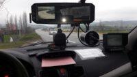 jandarmadan Radarla Hız Kontrolü