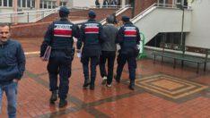 Jandarma 20 Aranan Şahsı Yakaladı.
