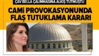 İzmir'deki 'camide müzik' skandalıyla ilgili flaş gelişme! Banu Özdemir tutuklandı