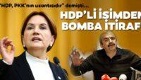 HDP-İP BİRLİKTELİĞİNİN  İLİŞKİLERİ TAMAMEN ORTAYA ÇIKTI!.. (Sıtkı ŞEREMETLİ)