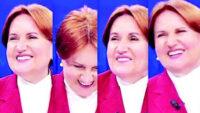 Habertürk'te tuhaf kahkaha atan kadın!