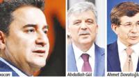 Siyasi tırtıkçılık için görevlendirilen Ali Babacan!