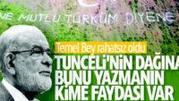 Kürdistan demeye razı oluyor, Türk'üm demeye alerji duyuyor!