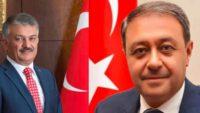 Balıkesir Valisi Ersin Yazıcı Antalya Valiliğine, Burdur Valisi Hasan Şıldak Balıkesir Valiliğine atandı