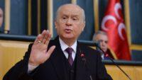 MHP Lideri Bahçeli: Türkiye bu kepazeliği affetmeyecek, bu ihanete izin vermeyecektir