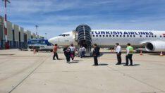 Koca Seyit tekrar tarifeli uçuşlara açıldı
