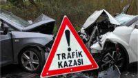 Balıkesir'de trafik kazalarında 129 kişi hayatını kaybetti