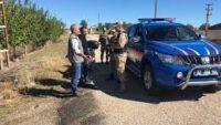 Jandarma Aranan 82 Şahsı Yakaladı.