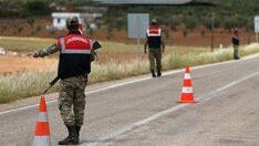 Jandarma 45 Aranan Şahsı Yakaladı.
