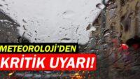 Anlık Meteorolojik Uyarı!