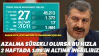 Türkiye'de Covid-19'dan bugün 17 kişi hayatını kaybetti