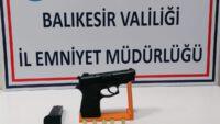 TABANCA ELE GEÇİRİLDİ