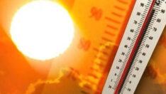 Meteorolojiden sıcak hava dalgası uyarısı!