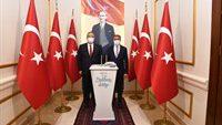 Bursa Valisi Yakup Canbolat Vali Hasan ŞILDAK'ı Ziyaret Etti