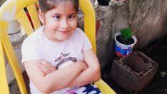 Engelli küçük Ecrin'e tekerlekli sandalye hediye edildi