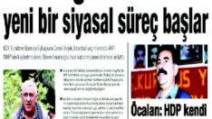 Geçmişinden bahseden mankurt, hadi Öcalan'ın mektubuna gidelim