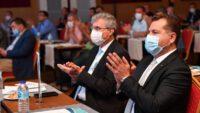 Yağlı Güreş Kentler Birliği Balıkesir'de toplandı