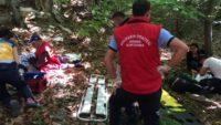 Piknik yolunda trafik kazası: 6 yaralı