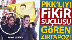 PKK'lıyı fikir suçlusu gören zırtapoz!