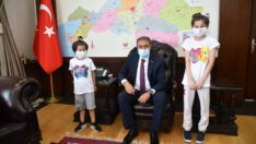 Vali Hasan Şıldak yoğun ziyaret programına devam ediyor