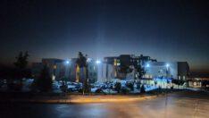 Balıkesir Üniversitesi hastahanesinde toplam 45 bin 103 test gerçekleştirildi.