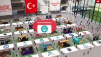 """BALIKESİR ÜNİVERSİTESİ """"YÖK SANAL FUARI 2020""""DE YERİNİ ALDI"""