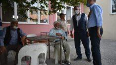 Balıkesir Ak Parti milletvekili Av.Adil Çelik köy gezilerini sürdürüyor
