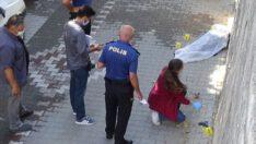 Balıkesir'de kadın cinayeti