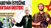 Meclis'te teröristle görüşen bay Kemal'e bak sen!