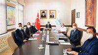 OSB Toplantısı Vali Şıldak Başkanlığında Gerçekleştirildi