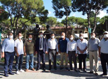 MURAT KURT BURHANİYE MHP İLÇE BAŞKANI SEÇİLDİ