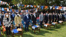AK Parti Sındırgı İlçe Başkanlığı'nın 7. Olağan Kongresi yapıldı