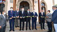 Vali Hasan Şıldak Edremit Pazarlık Camiinin Açılışına Katıldı
