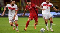 Sırbistan-Türkiye maç sonucu: 0-0