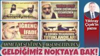 Ahmet Yesevî'den Akşemsettin'den geldiğimiz noktaya bak!