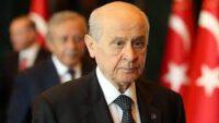 MHP Lideri Bahçeli'den İdam açıklaması…