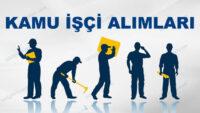 Balıkesir'deki okullarda çalıştırılmak üzere bin 415 işçi alınacak.