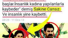 Teröristbaşına 'komutan' diyen, Atatürk'ü sever mİ?
