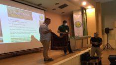 Şanlıurfa'da Sındırgı Yağcibedir halıları tanıtıldı
