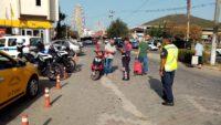 52.389 TL. idari para cezası uygulandı, (39) araç trafikten men edildi