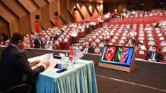 Büyükşehir Meclisi'nden Ortak Azerbaycan Bildirisi