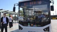 BTT Otobüslerinden Azerbaycan'a Destek Mesajı
